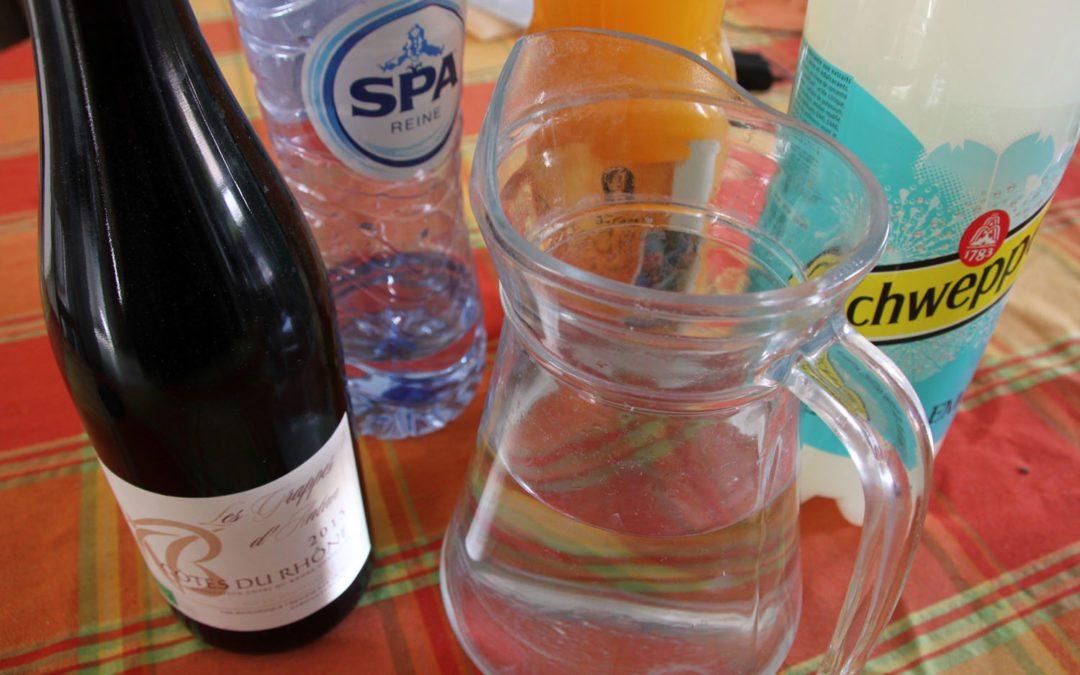 Alimentation – 24 avril 2017 – Atelier 8. Vitamines (fin) et L'eau, les boissons sucrées, alcoolisées, énergisantes